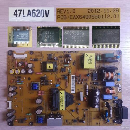 EAX64905501 (2.0), LG 47LA620V